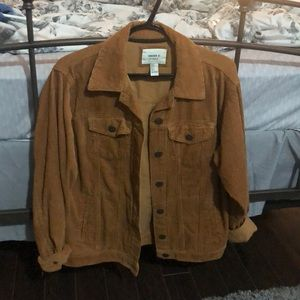 Courdroy Jacket